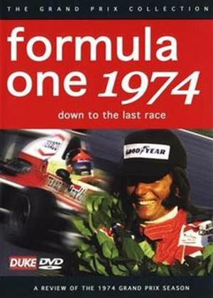 Formula One Review 1974 (F1) Online DVD Rental