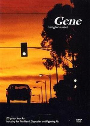 Rent Gene: Rising for Sunset Online DVD Rental