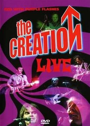 Rent The Creation: Live: Red with Purple Flashes Online DVD Rental