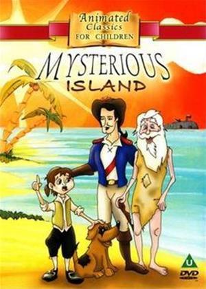 Mysterious Island Online DVD Rental