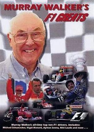 Murray Walker's F1 Greats Online DVD Rental
