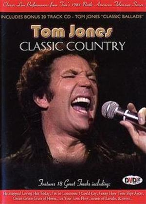 Tom Jones: Country Online DVD Rental