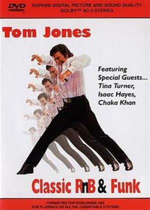Rent Tom Jones: Classic R and B and Funk Online DVD Rental