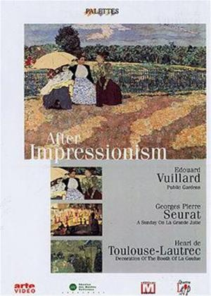 Rent After Impressionism Online DVD Rental