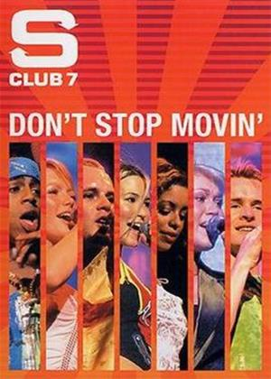 S Club: Don't Stop Movin' Online DVD Rental