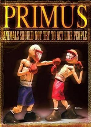 Rent Primus: Animals Should Not Act Like People Online DVD Rental