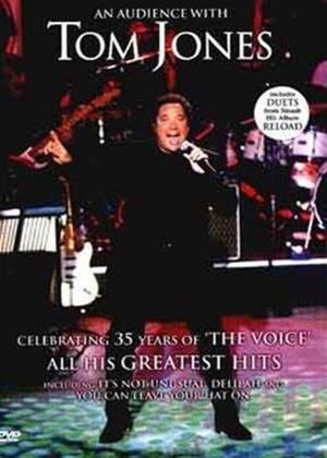 Tom Jones: An Audience with Tom Jones Online DVD Rental