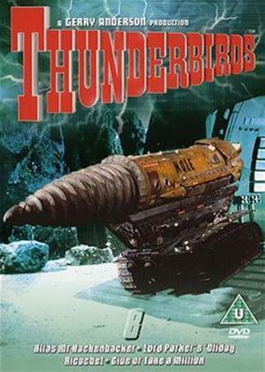 Rent Thunderbirds: Vol.8 Online DVD Rental
