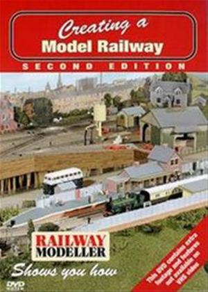 Rent Creating a Model Railway Online DVD Rental