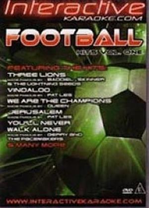 Football Karaoke Online DVD Rental