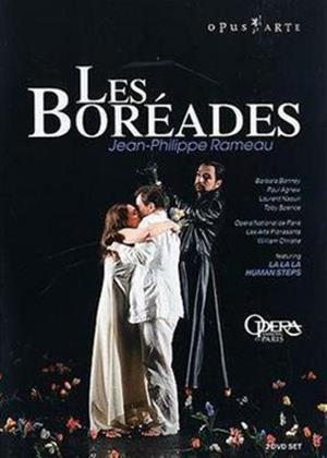 Rameau: Les Boreades Online DVD Rental