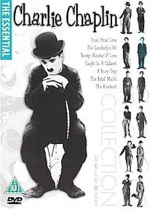 Rent The Essential Charlie Chaplin: Vol.2 Online DVD Rental