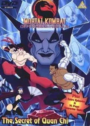 Rent Mortal Kombat: Vol.3 Online DVD Rental