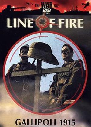 Rent Line of Fire: Gallipoli 1915 Online DVD Rental