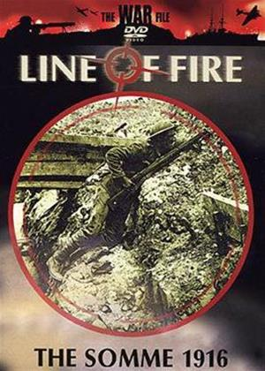 The Somme 1916: Line of Fire Online DVD Rental