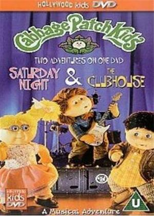 Cabbage Patch Kids: Saturday Night / The Clubhouse Online DVD Rental