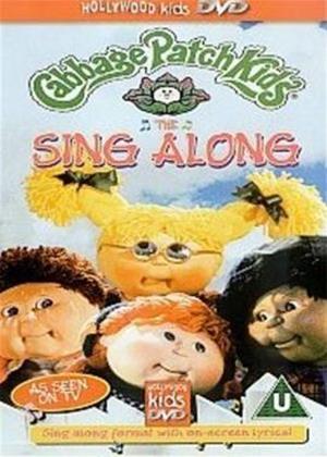 Cabbage Patch Kids: Sing Along Online DVD Rental