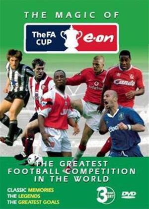 Rent Magic of the F.A.Cup Online DVD Rental