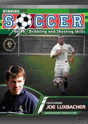 Rent Winning Soccer: Dribbling and Shooting Skills Online DVD Rental