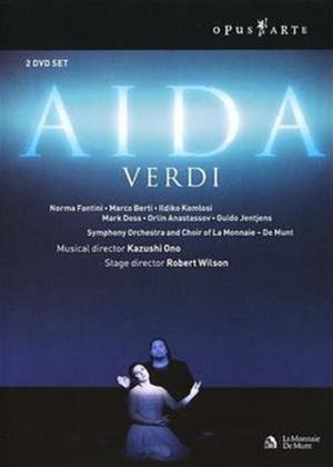 Verdi: Aida Online DVD Rental
