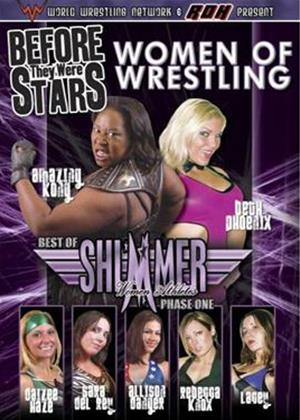 Rent Shimmer: Women of Wrestling Online DVD Rental