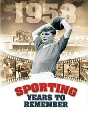 Rent Sporting Years to Remember 1958 Online DVD Rental