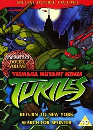 Rent Teenage Mutant Ninja Turtles: Vol.7 and 8 Online DVD Rental