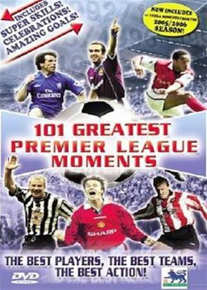 Rent 101 Greatest Premier Moments Online DVD Rental