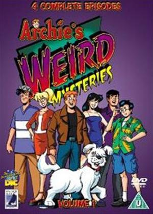 Rent Archies Weird Mysteries: Vol.1 Online DVD Rental