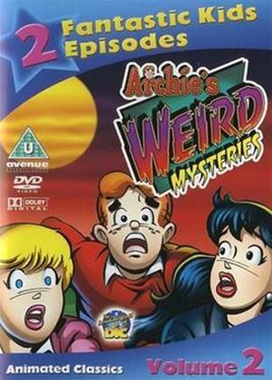 Rent Archies Weird Mysteries: Vol.2 Online DVD Rental