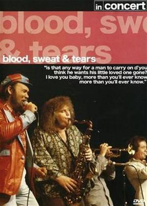 Blood Sweat and Tears: In Concert Online DVD Rental