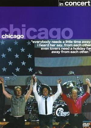 Rent Chicago: In Concert Online DVD Rental