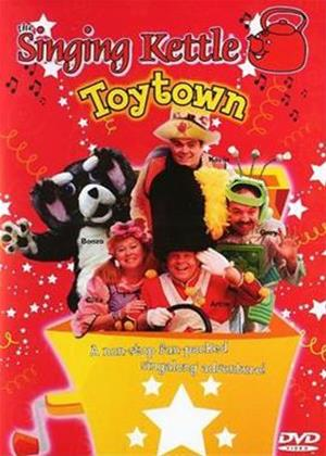 Rent Singing Kettle: Toy Town Online DVD Rental