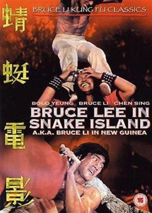 Rent Bruce Lee in Snake Island Online DVD Rental