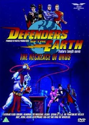 Defenders of the Earth: Movie Online DVD Rental