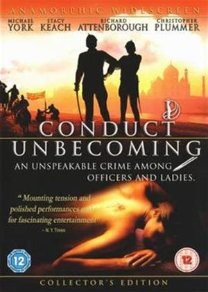 Conduct Unbecoming Online DVD Rental