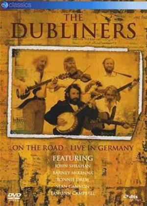 Dubliners: On the Road Live in Germany Online DVD Rental