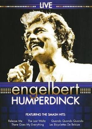 Engelbert Humperdinck: Live Online DVD Rental