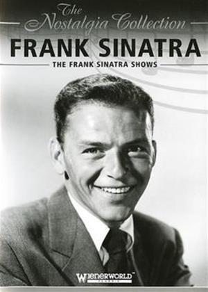 Rent Frank Sinatra: The Frank Sinatra Shows Online DVD Rental