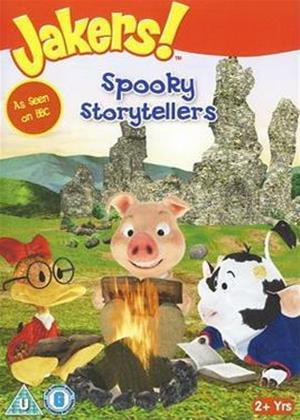 Jakers: Spooky Storytellers Online DVD Rental