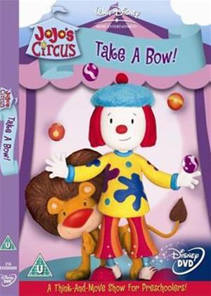 Jo Jo's Circus: Take a Bow Online DVD Rental