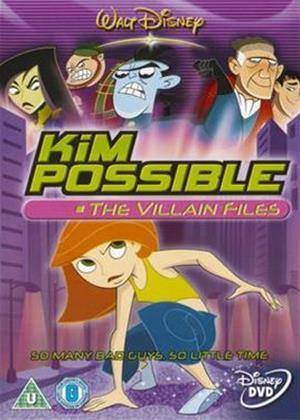 Rent Kim Possible: Villain Files Online DVD Rental