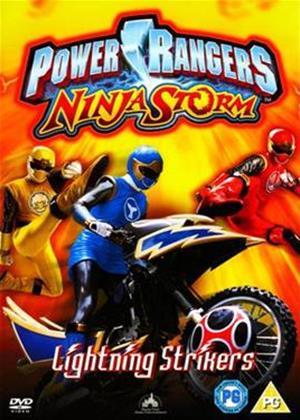 Rent Power Rangers Ninja Storm 3 Online DVD Rental