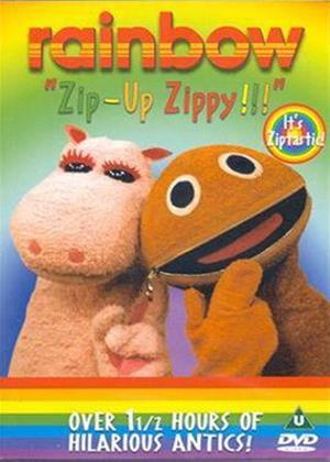 Rent Rainbow: Zip Up Zippy Online DVD Rental