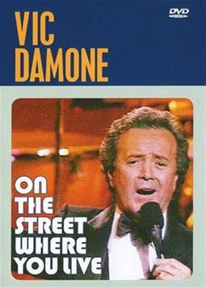 Vic Damone: Live at the Royal Festival Hall 1985 Online DVD Rental