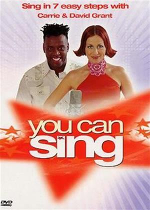 Rent You Can Sing: Sing in 7 Easy Steps Online DVD Rental
