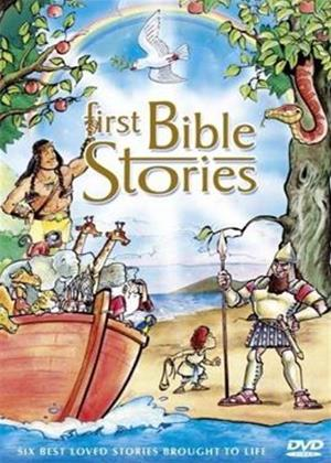 Rent First Bible Stories Online DVD Rental