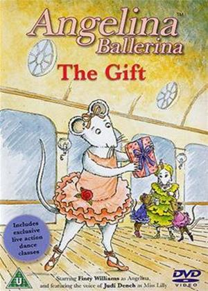 Rent Angelina Ballerina: The Gift Online DVD Rental