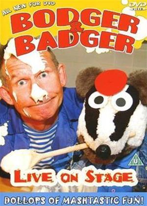 Rent Bodger and Badger Live on Stage Online DVD Rental