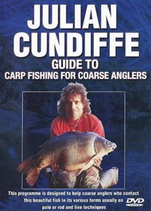 Rent Julian Cundiffe on Carp Fish Online DVD Rental